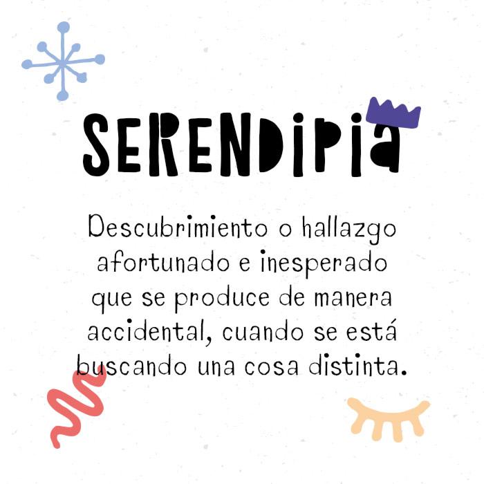 Definición Serendipia