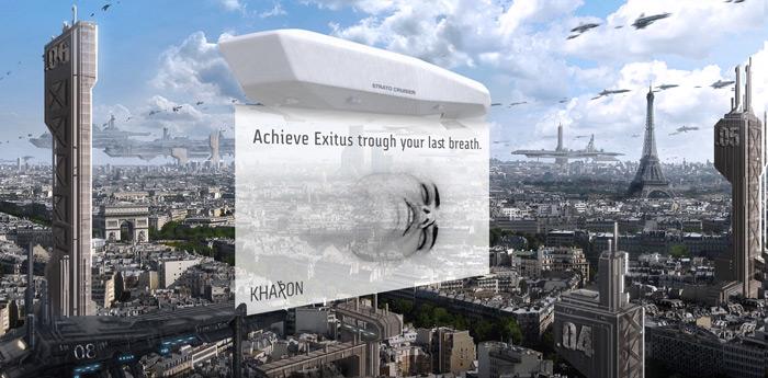 Campaña de comunicación Kharon