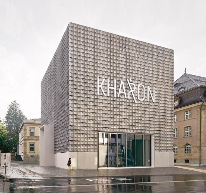 Edificio externo Kharon