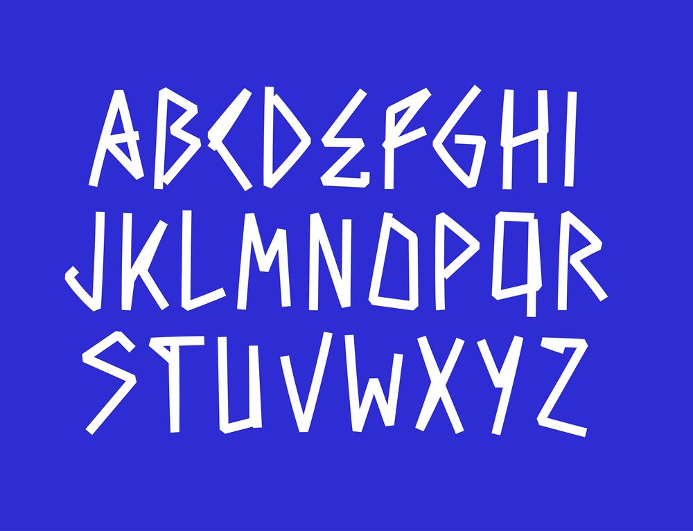Tipografía VNL - Landor y ManvsMachine