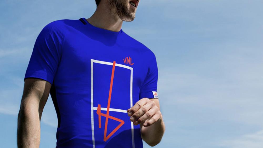 Camiseta VNL - Landor y ManvsMachine