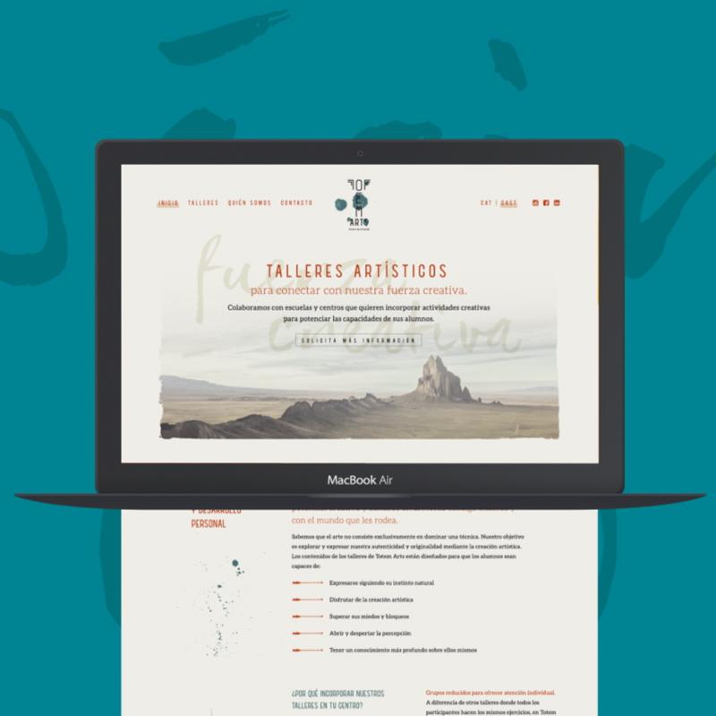 Web Totem Arts