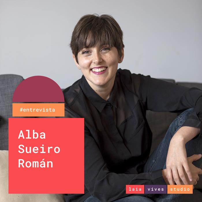 Entrevista Alba Sueiro Román