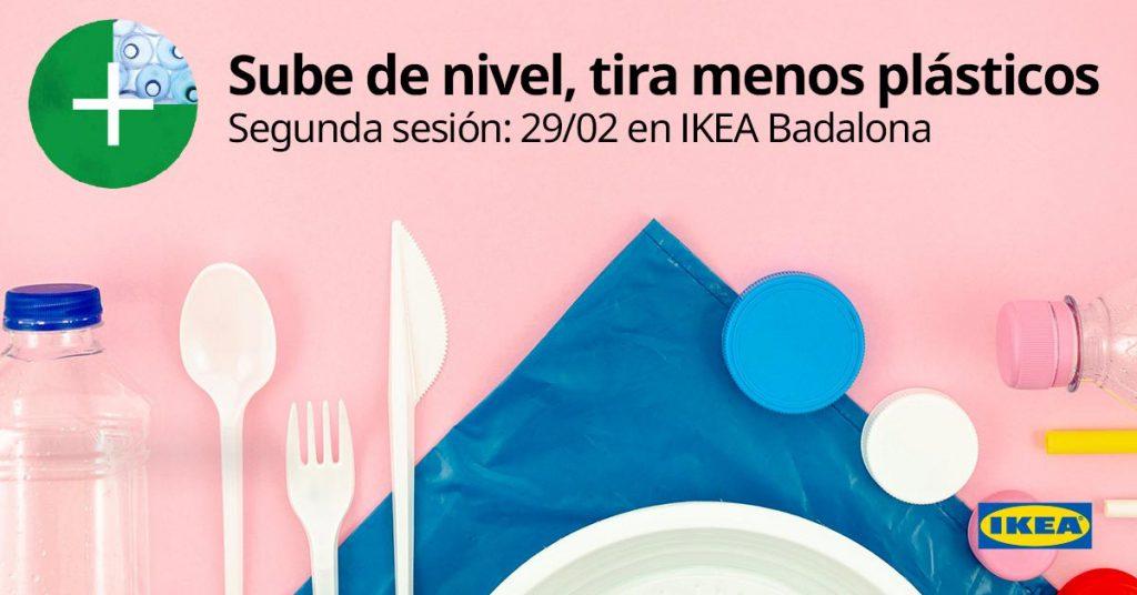 Menos plásticos - IKEA