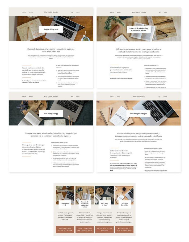Portafolio de servicios - fotografia