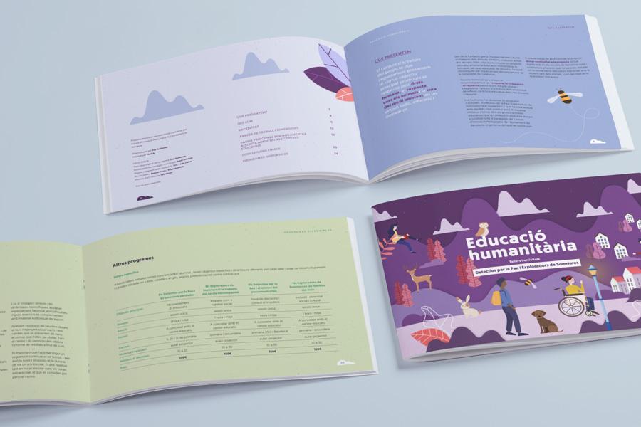 Dossier Educació humanitària