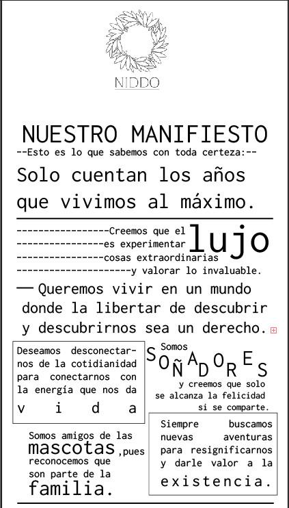 Niddo Manifesto